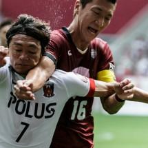 Jung Woo Young (Vissel), Tsukasa Umezaki (Reds), June 20, 2015